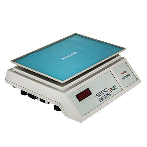 Mophorn Oscillator Orbital Rotator Digital Orbital Shaker Speed Adjustable Lab Oscillator Rotator Biochemical