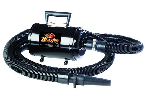 Metro Vacuum B3-CD Air Force Blaster 10-Amp 4-HP Motorcycle Dryer