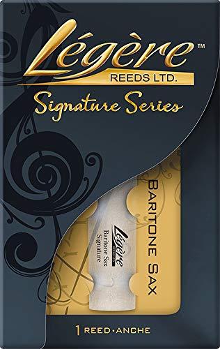 Legere Reeds Signature Baritone Saxophone Reed Strength 3.5