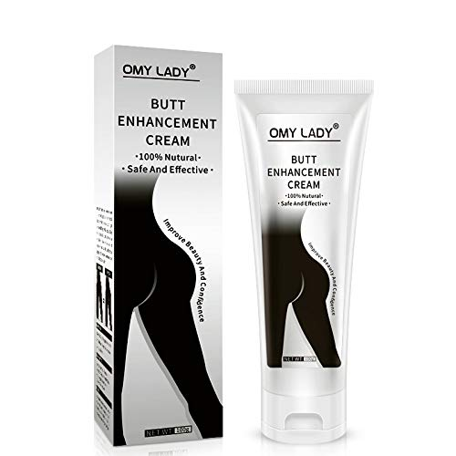 Butt Enhancement Cream, Buttocks Enlargement Enhancer Hip Butt Lifting, Improving Hip Sagging, Hip Dropping, Hip Grain Effective Butt Enlargement Massage Cream 100g