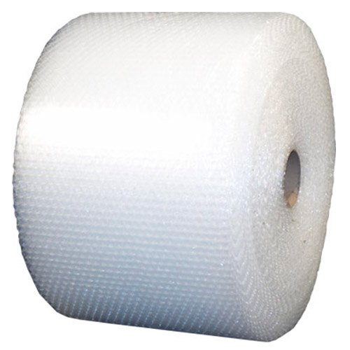 Small Bubble Cushioning Wrap 12' x 175-Feet Long Roll Perforated 12'