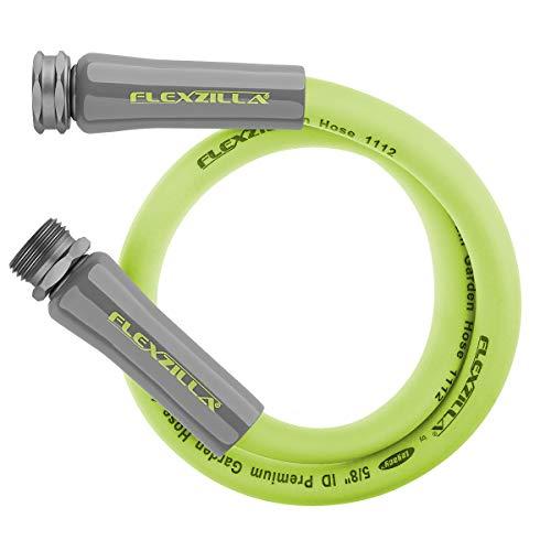 Flexzilla HFZG503YW Lead in Hose, 3' (feet), ZillaGreen