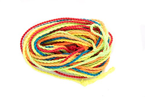 Yomega YoYo Multi Color String – 5 strings per package.  (colors may vary)