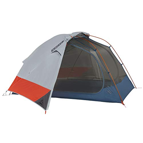 Kelty Dirt Motel 2 Person Lightweight Backpacking and Camping Tent (Updated Version of Kelty TN Tent) - 2 Vestibule Freestanding Design - Stargazing Fly, DAC Poles, Stuff Sack Included