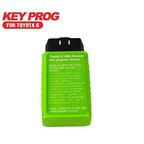 JR Tool for Toyota G and H Chip Key Programmer Vehicle OBD Remote Key Programmer for Toyota G Device Smart Keymaker Toyota G and Toyota H Key Programming
