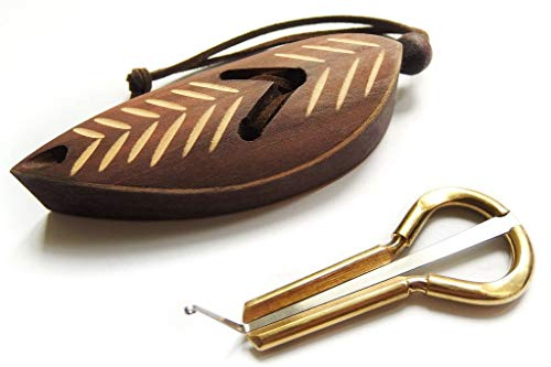 Altay Jew's Harp for Beginners: P.Potkin's Komus +'Dark Leaf' case