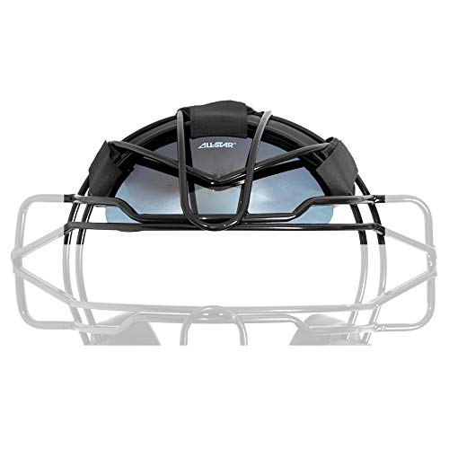All-Star Traditional Face Mask Sun Visor Grey