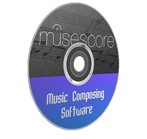 Music Score Writing Notation Composition Windows Mac PC Computer Software