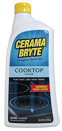 Cerama Bryte Ceramic Cooktop Cleaner 28 Oz (Pack of 2)
