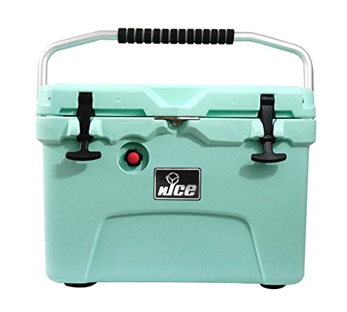 nICE Cooler, Seafoam Green 20 Quart