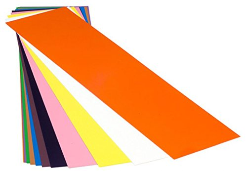 Color Coded Shims - .0005 silver 5'x20' plastic color coded shim