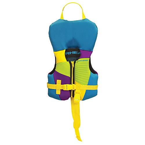 Airhead Infant's GNAR Kwik-Dry NeoLite Flex Life Vest, Multicolor