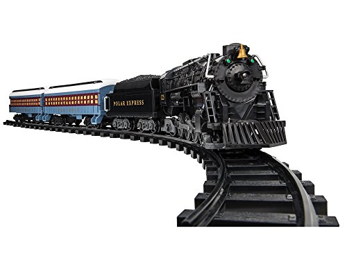 Lionel The Polar Express Battery-powered Model Train Set, Ready to Play with Remote