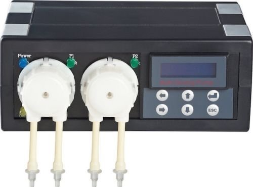 Jecod DP-2 Programmable Auto Dosing Pump, 2 Channel