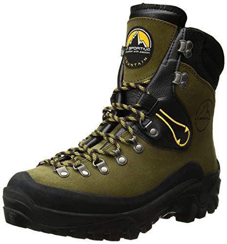 La Sportiva Karakorum Dark Green Mountaineering Boot - 47