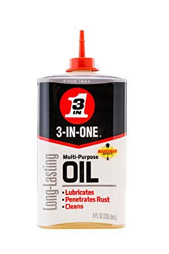3-IN-ONE Multi-Purpose Oil, 8 OZ