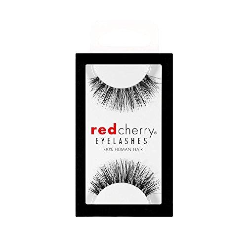 Red Cherry #523 False Eyelashes (Pack of 6 Pairs)