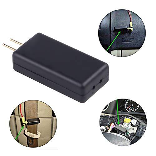 Car Airbag Simulator, MoreChioce Universal Car SRS Airbag Tester Fault Finding Repair Tool Diagnostic Device Repair Tool Airbag Simulator Testing Instrument