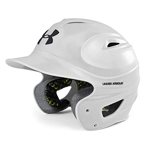 UA Classic NOCSAE Certified Adult Matte Molded Batter's Helmet: Size 6 1/2-7 1/2