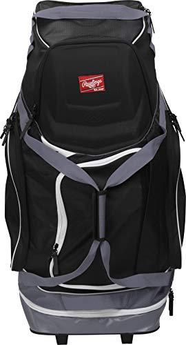 Rawlings Wheeled Baseball/Softball Equipment Bag