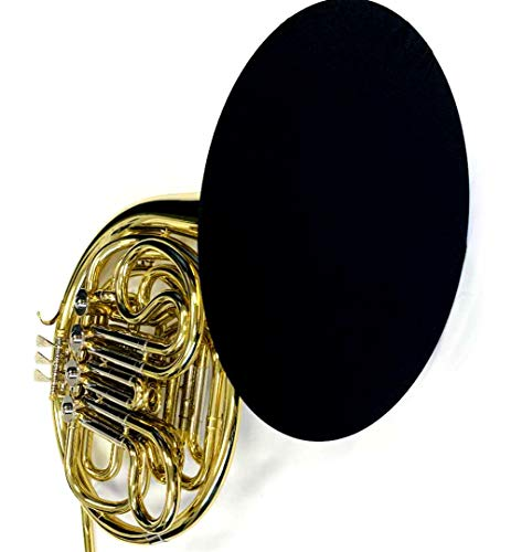 KYT Music Instrument Bell Cover 12'' for French Horn Euphonium Marching Euphonium