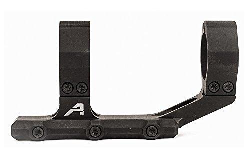 Aero Precision Ultralight 30mm Scope Mount, Extended, Anodized Black (APRA210500)