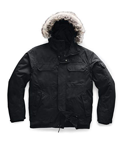 The North Face Men's Gotham Jacket III, TNF Black/TNF Black, Medium