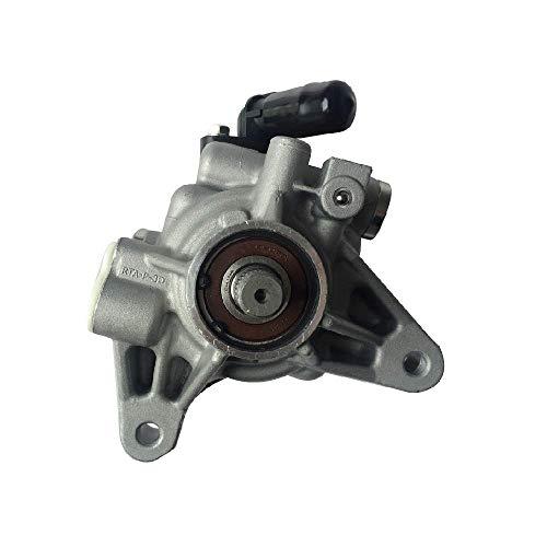 DRIVESTAR 21-5419 Power Steering Pump for 2002-2006 Acura RSX 2.0, 2006-2008 Acura TSX 2.4, 2006-2007 Honda Accord 2.4, 2002-2011 Honda CR-V 2.4, 2006-2011 Honda Element 2.4, OE-Quality New Pump