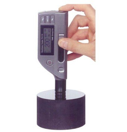 Gowe PORTABLE HARDNESS TESTER integrated with DL impact device for hardness testing of deep grooves and tooth surface With software for data analysis