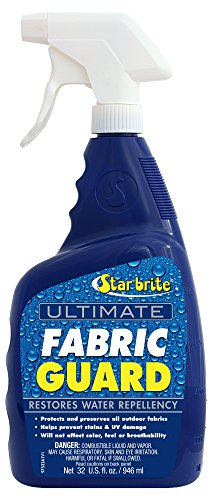 Star Brite Ultimate Fabric Guard – Water & Stain Repellant Waterproofing Spray – 32 oz (97532)