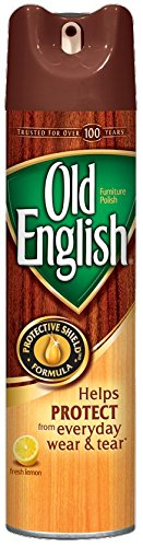 Old English 6233874035 Furniture Polish, 125 Oz-880835, 12.5 Ounce (Pack of 1), 12 Ounces