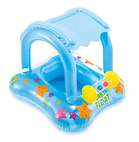 Intex Kiddie Float 32in x 26in (ages 1-2 years)