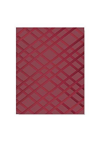 Frame-For-All Bulletin-Memo Board: Burgundy (Small (15' x 20'))