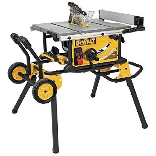 DEWALT (DWE7491RS) 10-Inch Table Saw, 32-1/2-Inch Rip Capacity