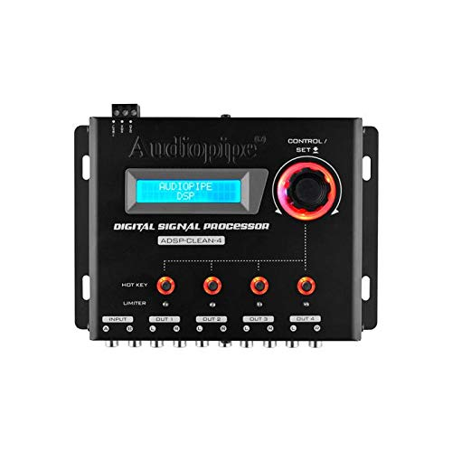 ADSP-Clean-4 1 in / 4 Out Digital Signal Processor