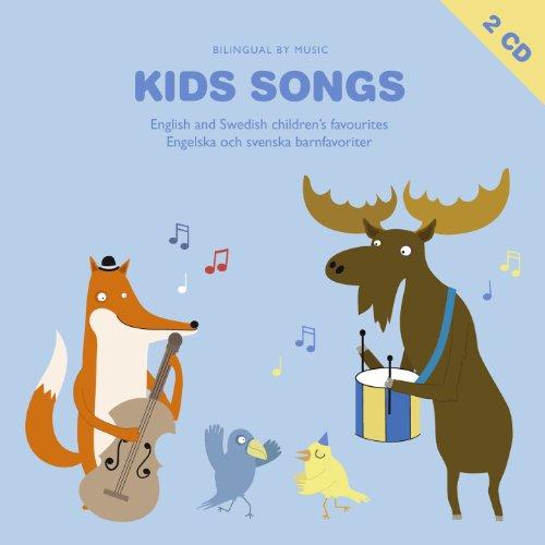 Kids Songs - English & Swedish Children's