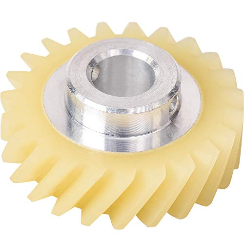 Ultra Durable W10112253 Mixer Worm Gear Replacement Part by Blue Stars – Exact Fit For Whirlpool & KitchenAid Mixers - Replaces 4162897 4169830 AP4295669