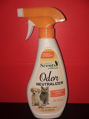 Powerhouse Pet Odor Neutralizer Fabric Refresher - Smart Savers