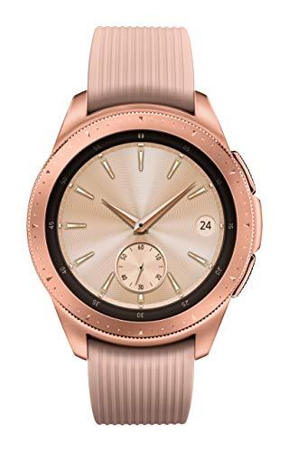 Samsung Galaxy Watch smartwatch (42mm, GPS, Bluetooth)  Rose Gold (US Version with Warranty)