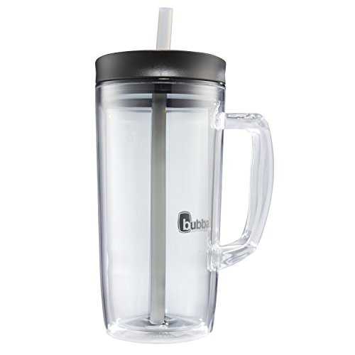 Bubba Envy Double Wall Insulated Straw Tumbler with Handle, 32 oz, Smoke