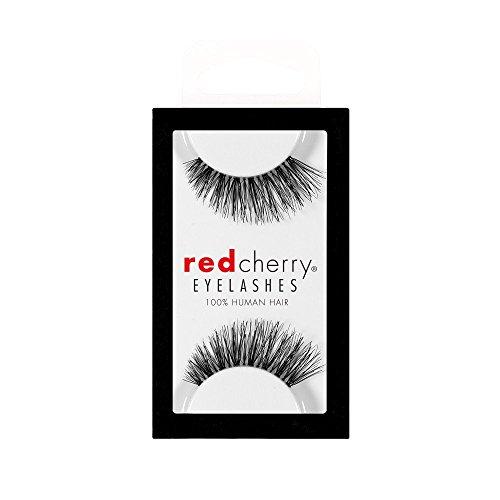 Red Cherry False Eye Lashes #43 (6 Pack)