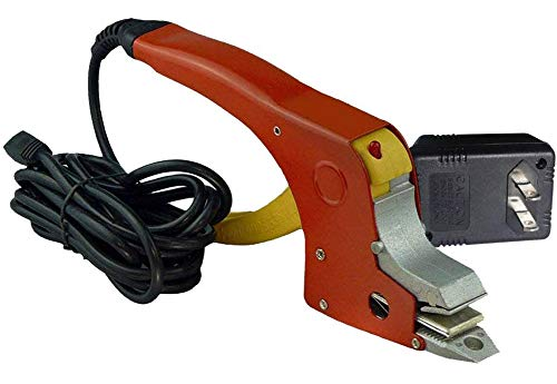 Strapping Sealer Hot Meltting Seals for Ploypropylene Strap 1/2 to 5/8' Buckle-Free Electrical Strapping Tools