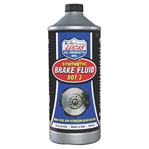 Lucas Oil 10826 Brake Fluid - 1 Quart