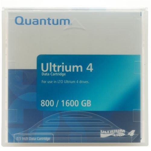 10 Pack QUANTUM LTO-4 MR-L4MQN-01 Ultrium-4 Data Tape Cartridge (800GB/1.6TB)
