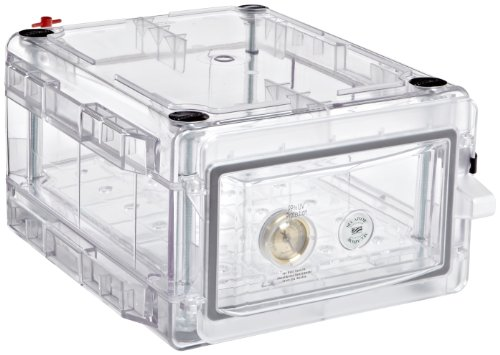 Bel-Art Secador Clear 1.0 Gas-Purge Desiccator Cabinet; 0.7 cu. ft. (F42071-0002)