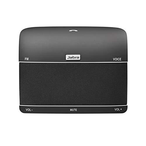 Jabra 100-46000000-02 Freeway Bluetooth In-Car Speakerphone (U.S. Retail Packaging),Black