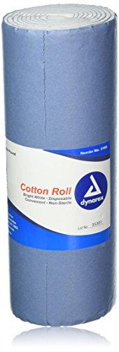 Dynarex Cotton Roll Non-Sterile 12'X56' 1 lb