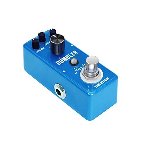 Rowin Analog Dumbler Guitar Effect Pedal for Elecdtric Guitar