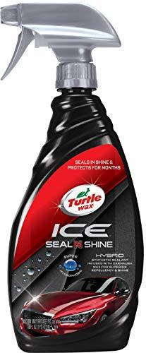 Turtle Wax 50984 ICE Seal N Shine Hybrid Sealant Spray Wax-16 oz, 16. Fluid_Ounces
