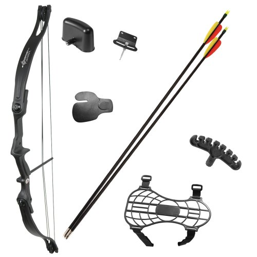 CenterPoint Archery ABY1721 Elkhorn Youth Compound Bow, Black, One Size